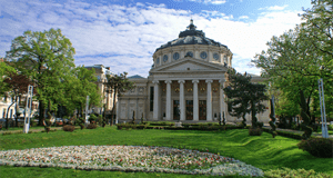 Bucharest 5 stars city break
