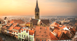 Sibiu City Break 3 nights