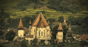 fortified-church-romania